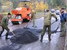 Фото в Работа Разное Асфальтные работы выполняются с использованием в Новосибирске 0