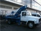 Скачать изображение  Автовышка ГАЗ 33086,высота подъема 18м 33075161 в Новосибирске