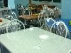 Фотография в Бытовая техника и электроника Холодильники Продам кухонные столы, стулья, новые. в Новосибирске 2900