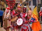 Новое фото  Африканское барабаное шоу на Новогодний праздник! 34150577 в Новосибирске