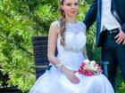 Свежее foto  продам красивое свадебное платье 34792979 в Новосибирске