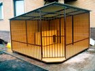 Увидеть фото Услуги для животных Вольеры для собак и крупных животных, Изготовление под заказ, 34886906 в Новосибирске