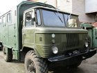 Увидеть foto Транспорт, грузоперевозки Грузовой автомобиль ГАЗ-66 фургон с хранения 35145205 в Новосибирске