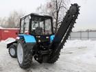Изображение в Авто Спецтехника Установка на базе трактора МТЗ.   Разработка в Новосибирске 1700