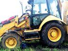 Увидеть фото Экскаватор-погрузчик Срочно продам CAT 428F 36747614 в Новосибирске