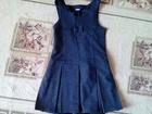 Изображение в Для детей Детская одежда Продам сарафан для школьницы р-р 30 и р-р в Новосибирске 800