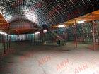 Фотография в Недвижимость Аренда нежилых помещений Неотапливаемое складское здание арочного в Новосибирске 143000
