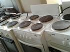 Фото в   Продам трех-четырех-конфорочные плиты б/у в Новосибирске 1800
