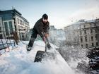 Фото в   * Чистка снега, сосулек, наледи на объектах в Новосибирске 4000