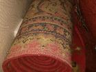 Фото в Мебель и интерьер Ковры, ковровые покрытия Ковер 2 х 3 м. Шерстяной. Красно – бежево в Новосибирске 1700