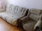 Фото в  Отдам даром - приму в дар Отдам диван и кресло в Новосибирске 0