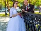 Свежее фото Свадебные платья Продам красивое свадебное платье! 38359437 в Новосибирске