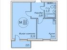 Изображение в Недвижимость Продажа квартир Действительно продам 1-комнатную квартиру в Новосибирске 1411495