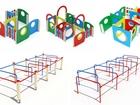 Скачать изображение  Лабиринты для детской площадки 39000252 в Перми