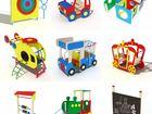 Просмотреть изображение  МАФы для детских площадок 39000298 в Екатеринбурге