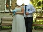 Увидеть foto Свадебные платья Продам свадебное платье,имеется шнуровка,карсет сделан ручной работы,одевалось один раз, в отличном состоянии, 40046116 в Новосибирске