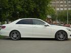 Новое фото Аренда и прокат авто Mercedes-Benz E 200 с водителем 2014 года выпуска 40257850 в Новосибирске