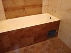 Свежее фотографию  Ремонт санузла, в частном доме и ванной комнаты, коридора и кухни, 40316054 в Новосибирске