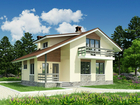 Смотреть фотографию Строительство домов Комфортный и надёжный дом за 4 месяца 41253544 в Новосибирске