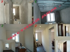 Свежее фотографию  Штукатурка,шпатлевка,обои,ПВХ,ламинат,линолиум, 60469638 в Новосибирске