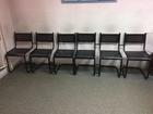 Смотреть foto Столы, кресла, стулья офисная мебель, бывшая немного в употреблении 67368363 в Новосибирске