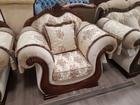 Скачать бесплатно изображение  Продам комплект мебели Юнна-Эллада, диван, 2 кресла 69381519 в Новосибирске