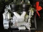 Уникальное фотографию  Двигатель ЯАЗ 204 и насос-форсунки 69455980 в Новосибирске