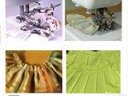 Лапка для складок для бытовой швейной машинки