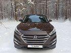 Hyundai Tucson 2.0AT, 2016, 84000км