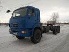 Уникальное foto Грузовые автомобили КАМАЗ 43118 тягач под КМУ 80144915 в Новосибирске