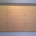 Высокий шкаф