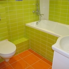 В Новосибирске, ремонт ванной комнаты, санузла