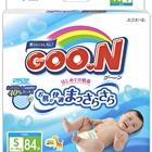 Японские памперсы Moony Marries Goo, n