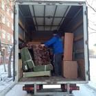 Комплексный переезд грузчики транспорт