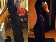 """Продам новое вечернее платье Продам новое вечернее платье. Эффект """"голое тело""""."""