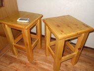 табурет продажа табурет из сосны высота от пола 46 см, размер сидушки 30 на 30 п