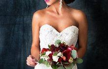 Прически Макияж , Свадебный Образ , оформление бровей