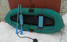 Лодка надувная Уфимка 21