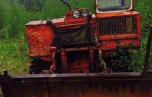 Продам трактор ТДТ 55а