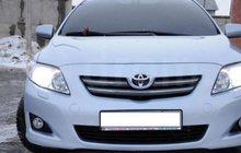 Аренда автомобиля с последующим выкупом Toyota Corolla 2007