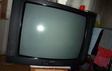 Продам телевизор б/у Thomson с пультом