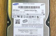 Жесткий диск 160 GB Sata