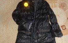 Продам осеннее пальто на девочку