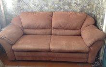Набор мягкой мебели, Диван раскладной и два кресла