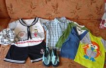 Пакет вещей для мальчика 2-4 лет