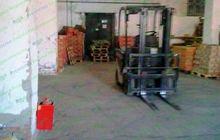 Сдам в аренду отапливаемое складское помещение площадью 700 кв, м, №А3282