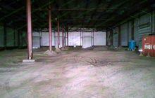 Сдам в аренду отапливаемое складское здание площадью 2950 кв, м, №А3456