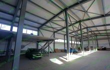 Сдам в аренду отапливаемое производственно-складское помещение площадью 540 кв, м, №А3529