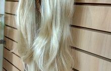 Искусственные длинные и короткие парики