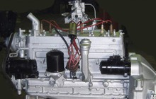 Двигатель ЗИЛ-157 с хранения